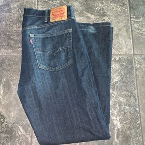 Levi's 569 Loose Straight Jeans Mens Sz 38x32